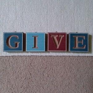 Give Blocks